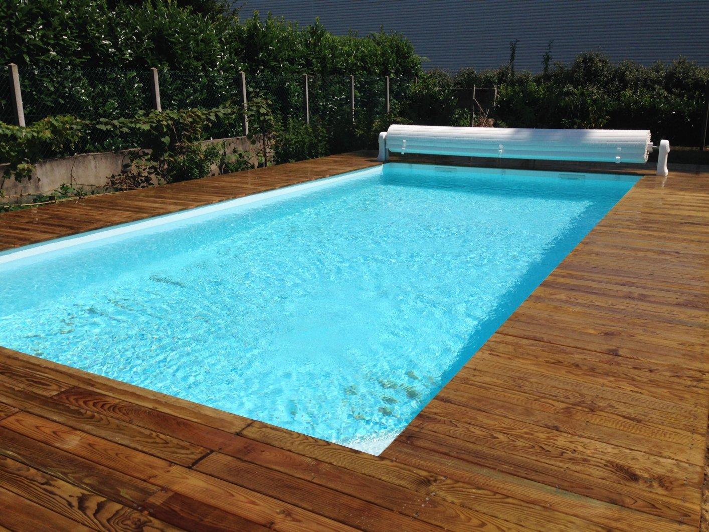 Piscine Bois Avec Terrasse piscine bois - 40 64
