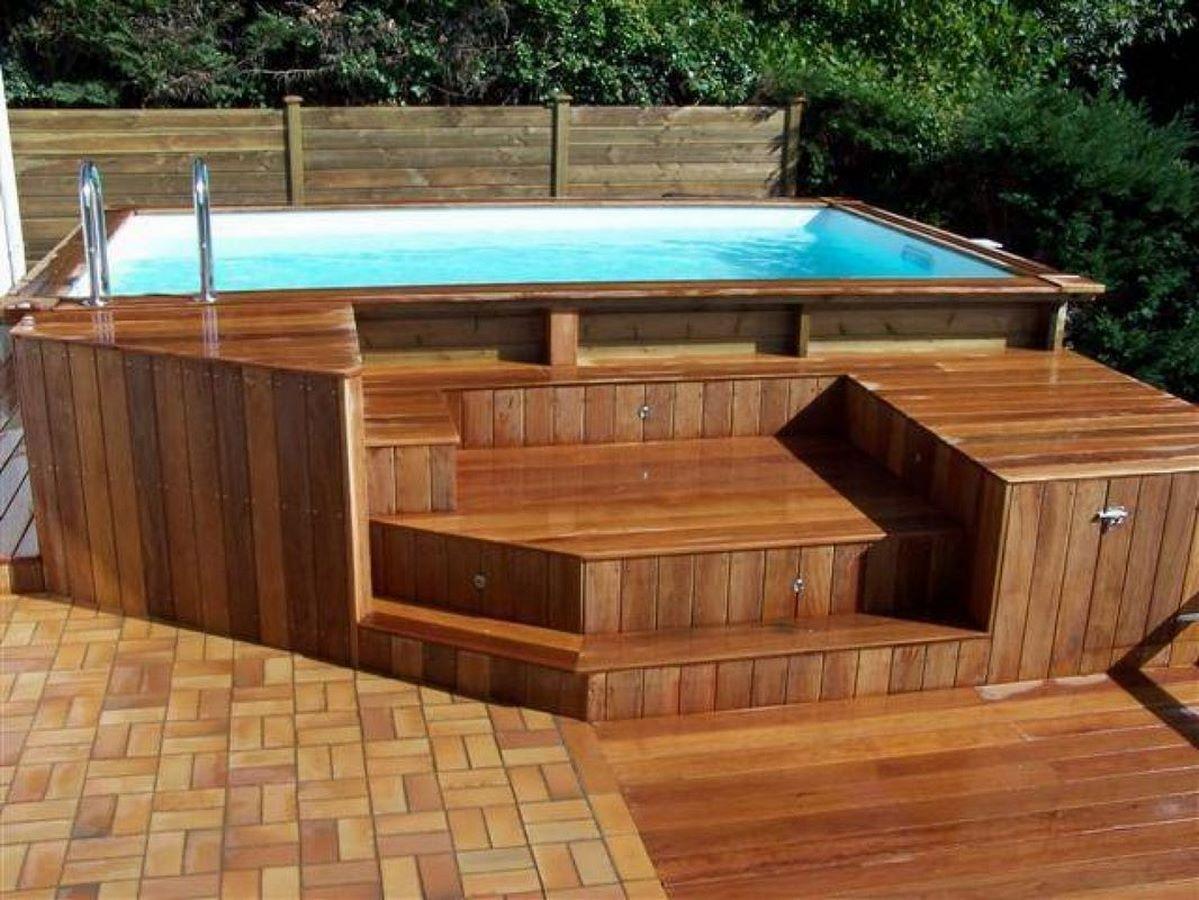Entreprise de construction de piscines 40 64 - Piscine hors sol france ...